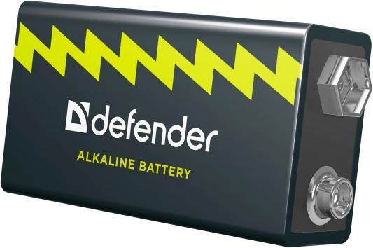 Батарейка Defender 6LR61-1B 56042 1 шт dh 100% 100 1 18 28 1b 1 1b