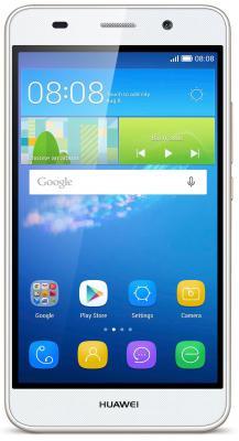 Смартфон Huawei Ascend Y6 II белый 5.5 16 Гб LTE Wi-Fi GPS 3G CAM-L21 51090RGC