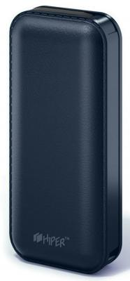 Портативное зарядное устройство HIPER Power Bank SP5000 5000мАч синий