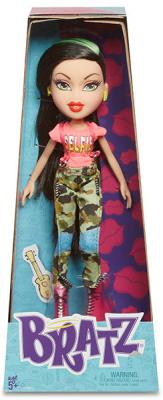 Кукла базовая Джейд Bratz из серии Bratz! Давай знакомиться