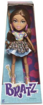 Кукла базовая Жасмин Bratz из серии Bratz! Давай знакомиться