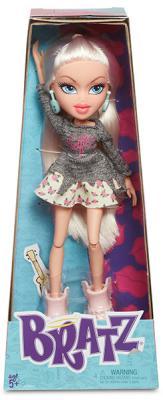 Кукла базовая Хлоя Bratz из серии Bratz! Давай знакомиться