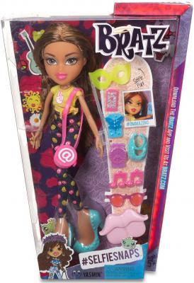 Кукла делюкс Жасмин Bratz из серии Любители селфи