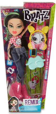 Кукла делюкс Джейд Bratz из серии Bratz! Диджей