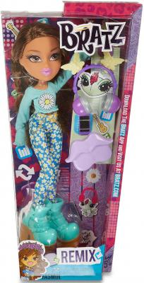 Кукла делюкс Жасмин Bratz из серии Bratz! Диджей