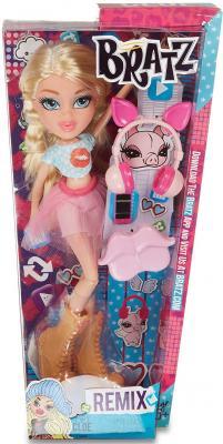 Кукла делюкс Хлоя Bratz из серии Bratz! Диджей