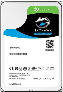 Жесткий диск 3.5 8 Tb 7200rpm 256Mb cache Seagate SkyHawk SATAIII ST8000VX0022 жесткий диск 3 5 8 tb 5400rpm 128mb cache western digital purple sataiii wd80purz
