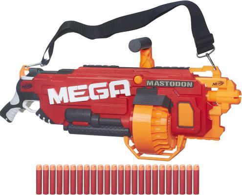 Бластер Hasbro Nerf Мега Мастодон B8086