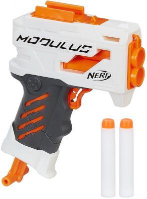 Купить Аксессуары для бластера Hasbro Nerf Модулус, разноцветный, 17.8 x 4.5 x 23.5 cм (упаковка), для мальчика, Игрушечное оружие