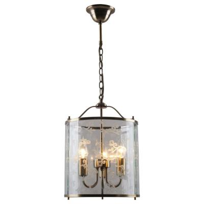 Купить Подвесная люстра Arte Lamp Bruno A8286SP-3AB