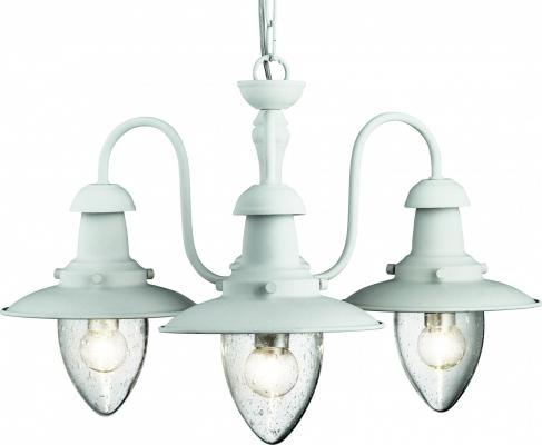 Подвесная люстра Arte Lamp Fisherman A5518LM-3WH подвесная люстра arte lamp fisherman a5518lm 5ab