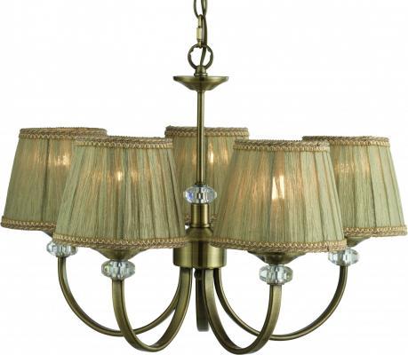 Подвесная люстра Arte Lamp Szylvia A1180LM-5AB arte lamp подвесная люстра arte lamp bellator a8959sp 5br