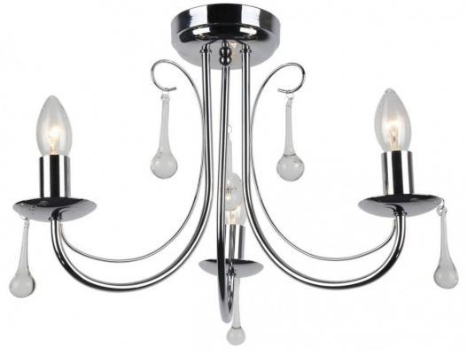 Потолочная люстра Arte Lamp 57 A8548PL-3CC люстра на штанге arte lamp federica a1298pl 3cc