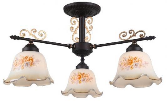 Потолочная люстра Arte Lamp 61 A6582PL-3BR цена и фото