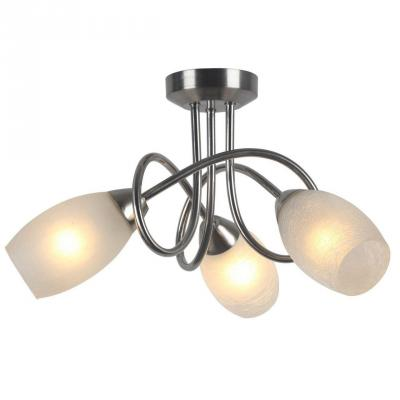 Потолочная люстра Arte Lamp Mutti A8616PL-3SS потолочная люстра arte lamp illusione a6125pl 3ss