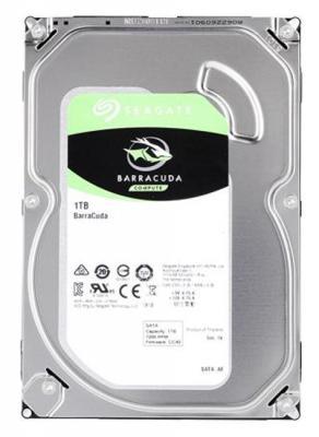 "Жесткий диск 3.5"" 1Tb 7200rpm 64Mb cache Seagate BarraCuda 3.5 SATAIII ST1000DM010"