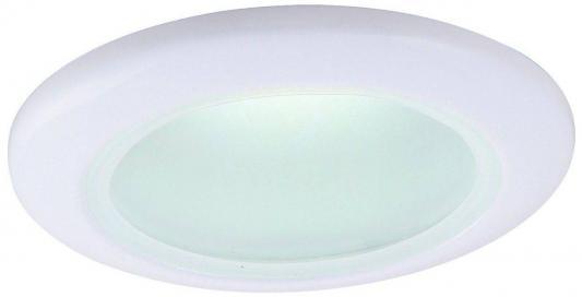 Встраиваемый светильник Arte Lamp Aqua A2024PL-1WH встраиваемый светильник arte lamp cielo a7314pl 1wh