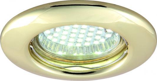 Встраиваемый светильник Arte Lamp Praktisch A1203PL-1GO
