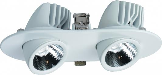 Встраиваемый светодиодный светильник Arte Lamp Cardani A1212PL-2WH arte lamp светодиодный спот arte lamp cardani a1618pl 1wh
