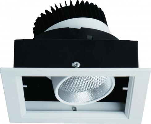 Встраиваемый светодиодный светильник Arte Lamp Cardani A1712PL-1WH arte lamp светодиодный спот arte lamp cardani a1618pl 1wh