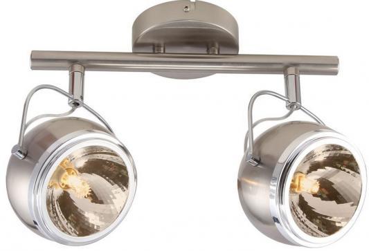 Спот Arte Lamp 98 A4509PL-2SS arte lamp спот arte lamp 98 a4509pl 4ss