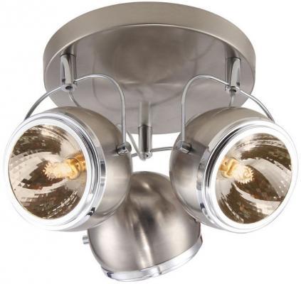 Спот Arte Lamp 98 A4508PL-3SS спот 98 a4508pl 3wh arte lamp 1194386