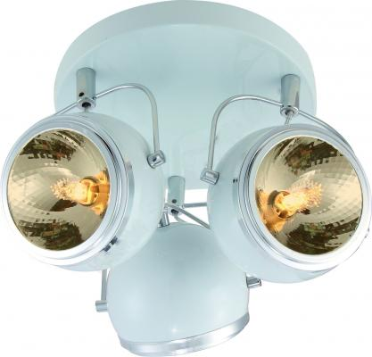 Спот Arte Lamp 98 A4508PL-3WH спот 98 a4508pl 3wh arte lamp 1194386