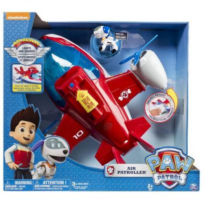 Игровой набор Paw Patrol самолет спасателей 2 предмета podofo 2 din car radio 7 hd audio stereo bluetooth multimedia player mp5 usb sd fm 2din touch screen autoradio rearview camera