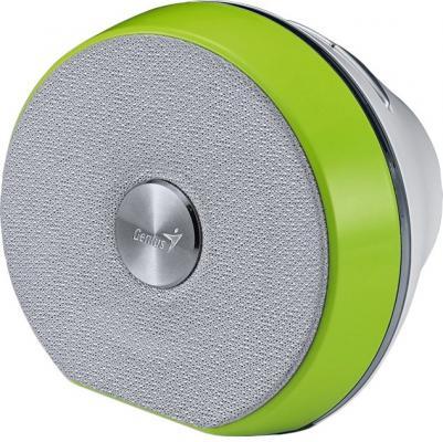 Портативная акустика Genius SP-900BT зеленый