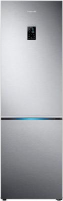 Холодильник Samsung RB34K6220SS серебристый