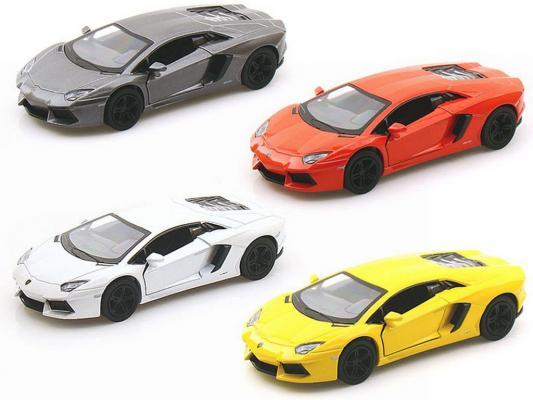 Автомобиль Welly Lamborghini Aventador LP700-4 1:34-39 цвет в ассортименте в ассортименте