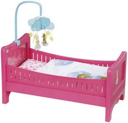 Кроватка для кукол Zapf Creation Baby Born