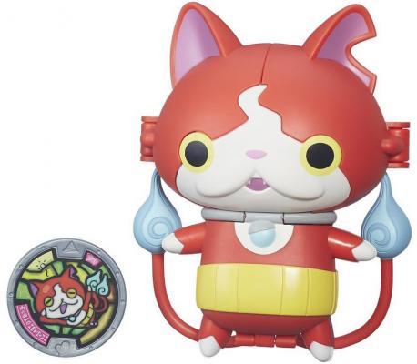 Фигурка Hasbro Yokai Watch: Меняющаяся фигурка с Медалью в ассортименте оружие игрушечное hasbro hasbro бластер nerf n strike mega rotofury