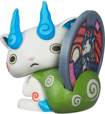 Фигурка Hasbro Yokai Watch: Фигурка с медалью 5010994978105 hasbro yokai watch b5943 йо кай вотч часы