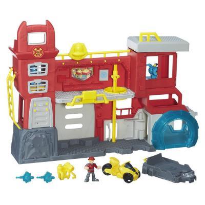Игровой набор Hasbro Playskool Heroes ТРАНСФОРМЕРЫ СПАСАТЕЛИ: Штаб Спасателей