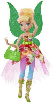 Кукла Disney Фея 23 см Делюкс с сумочкой в асс.