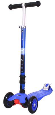 Самокат Y-SCOO 35 MAXI FIX Simple синий