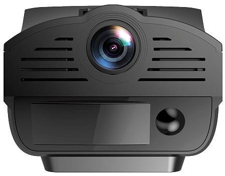 """Видеорегистратор Sho-Me Combo Wombat 2"""" 2304x1296 140° G-сенсор USB microSD microSDHC с радар-детектором"""