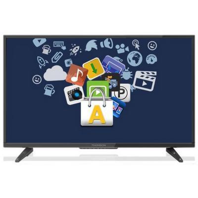 Телевизор Thomson T28D19DHS-01B черный