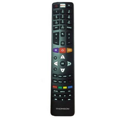 Телевизор Thomson T28D19DHS-01B черный от 123.ru