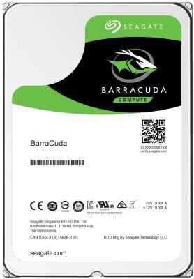 "Жесткий диск 3.5"" 4 Tb 7200rpm 64Mb cache Seagate BarraCuda 3.5 SATAIII ST4000DM005"