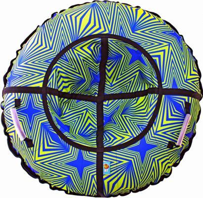 Тюбинг R-Toys Калейдоскоп до 120 кг ПВХ диаметр 118 см