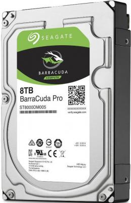 "Жесткий диск 3.5"" 8 Tb 7200rpm 256Mb cache Seagate BarraCuda Pro SATAIII ST8000DM005"