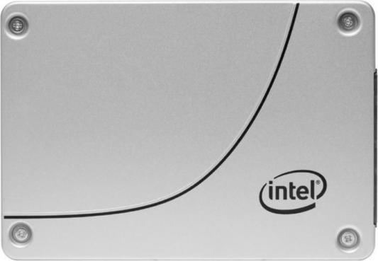 Твердотельный накопитель SSD 2.5 240Gb Intel S3520 Read 320Mb/s Write 300Mb/s SATAIII SSDSC2BB240G701 948995