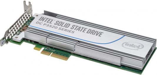 Твердотельный накопитель SSD M.2 2Tb Intel P3520 Series Read 1700Mb/s Write 1350Mb/s PCI-E SSDPEDMX020T701 943974 твердотельный накопитель ssd pci e 2tb intel p4510 series read 3200mb s write 2000mb s ssdpe2kx020t801 959393
