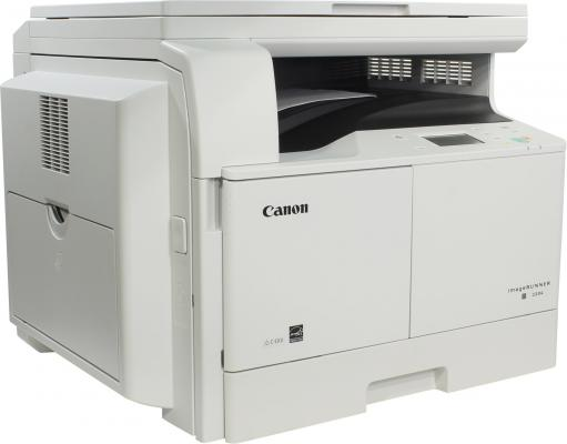 Копировальный аппарат Canon imageRUNNER 2204F ч/б A3 22ppm 600x600 Ethernet Wi-Fi USB 0913C003
