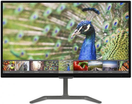 Монитор 23.6 Philips 246E7QDAB (00/01) монитор жк philips bdm3470up 00 01 34 черный