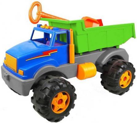 Машина RT МАН зеленый 69 см rt