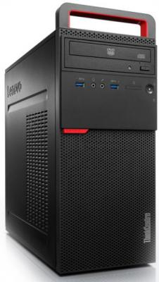 Системный блок Lenovo ThinkCentre M700 MT i3-6100 3.7GHz 4Gb 500Gb Intel HD DVD-RW Win7Pro Win10Pro клавиатура мышь 10KM001RRU