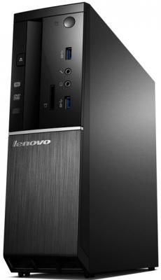 Неттоп Lenovo IdeaCentre 510S-08ISH Intel Core i3-6100 4Gb 1Tb Intel HD Graphics 530 Windows 10 Home черный 90FN003DRS